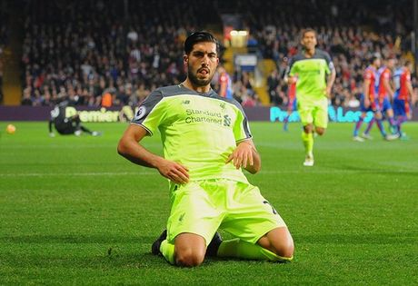 Liverpool danh bai Crystal Palace trong con mua ban thang - Anh 1