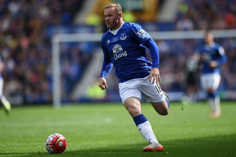 Rooney duoc chao don o Everton - Anh 1