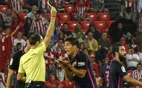 Barca truoc nguy co mat Suarez va Neymar o Sieu kinh dien - Anh 1