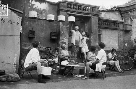 Cuoc song doi thuong o khu pho co Bac Kinh - Anh 3