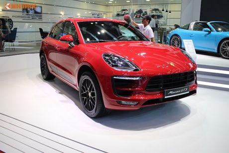 'Soi' dan sieu xe Porsche gan 40 ty tai trien lam VIMS 2016 - Anh 6