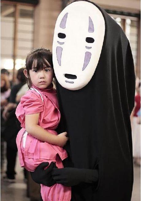 Goi y trang phuc Halloween quai di cho ca gia dinh ban - Anh 2