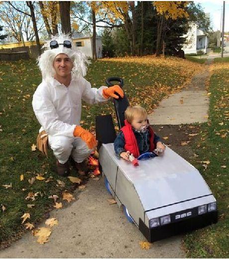 Goi y trang phuc Halloween quai di cho ca gia dinh ban - Anh 9