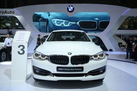 BMW 320i Gran Turismo gia 2,2 ty dong tai Viet Nam - Anh 1