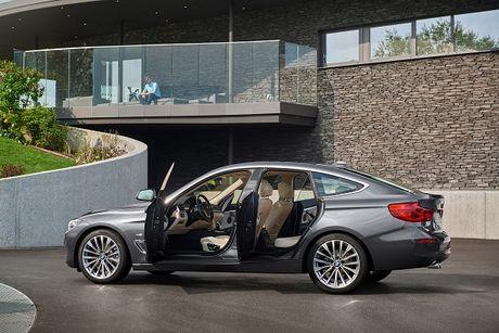 BMW 320i Gran Turismo gia 2,2 ty dong tai Viet Nam - Anh 2