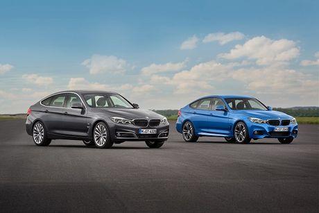 BMW 320i Gran Turismo gia 2,2 ty dong tai Viet Nam - Anh 3