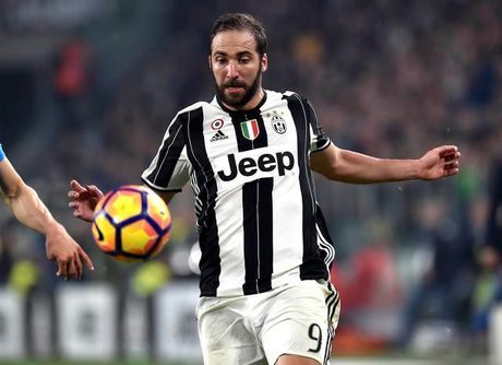 Juventus 2-1 Napoli: 'Phan do' Higuain - Anh 1