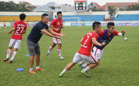 TRUC TIEP U.21 HAGL 0-0 U.21 Khanh Hoa: Sut luan luu - Anh 6
