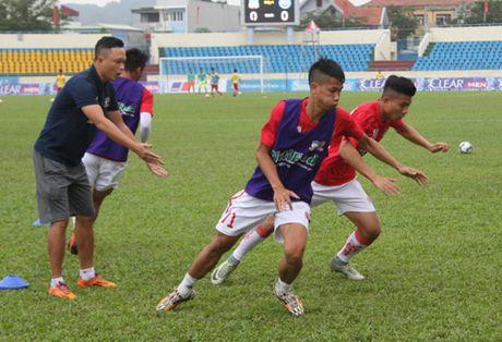 TRUC TIEP U.21 HAGL 0-0 U.21 Khanh Hoa: Sut luan luu - Anh 7