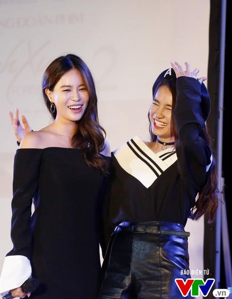 "Nha Phuong tu tin ""ban"" tieng Han nhu gio ben Kang Tae Oh - Anh 8"