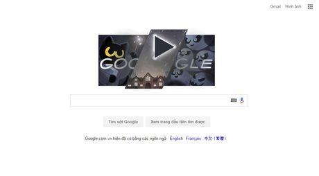 Chao Halloween 2016 voi doodle moi cua Google - Anh 2