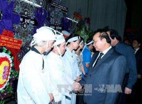 Le tang nguyen Pho Chu tich Hoi dong Bo truong Nguyen Van Chinh - Anh 2