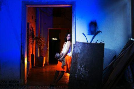 Mai Ngo: 'De mat moc khong ke may da la hoa trang Halloween' - Anh 3
