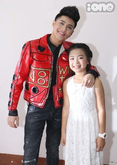 Quynh Anh Shyn - Sa Lim mac an y di xem The Voice Kids - Anh 10