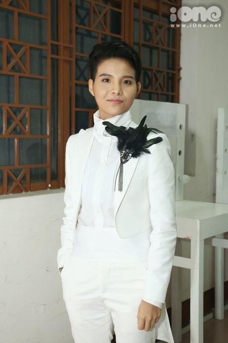 Quynh Anh Shyn - Sa Lim mac an y di xem The Voice Kids - Anh 9