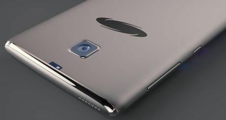 'Qua bom tan' Galaxy S8 cua Samsung sap ra mat co gi dac biet? - Anh 1