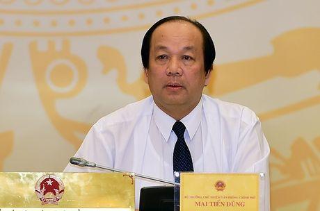 Cong khai, minh bach xu ly sai pham doi voi ong Vu Huy Hoang - Anh 1