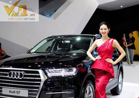 Ngam dan o to long lanh tai trien lam Vietnam International Motor Show 2016-P2 - Anh 10