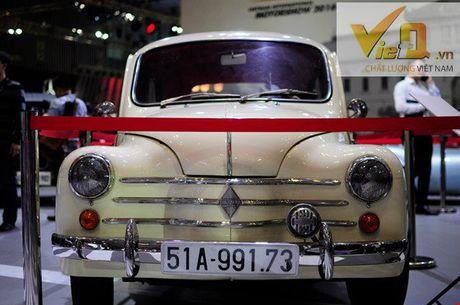 Ngam dan o to long lanh tai trien lam Vietnam International Motor Show 2016-P2 - Anh 13