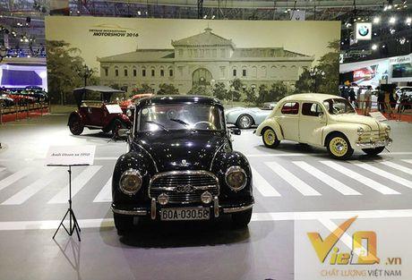 Ngam dan o to long lanh tai trien lam Vietnam International Motor Show 2016-P2 - Anh 9