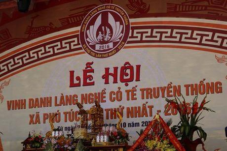 Ve tham lang nghe co te Phu Tuc gan trung tam Ha Noi - Anh 4