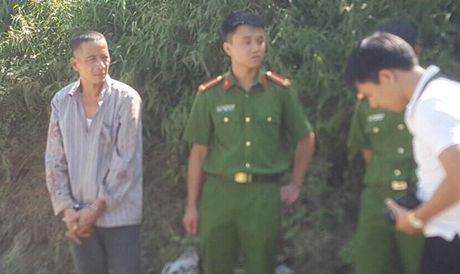 Tin moi vu lai xe ba banh cho hang lau, chem trung uy cong an - Anh 1