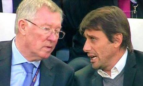 Conte phan bac Ferguson vi loai Chelsea khoi danh sach ung vien vo dich - Anh 1