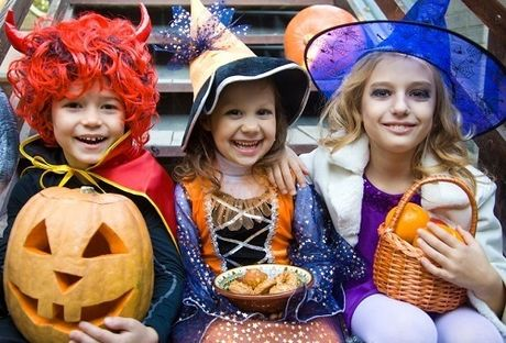 Tre con hoc duoc dieu gi tu Halloween? - Anh 6