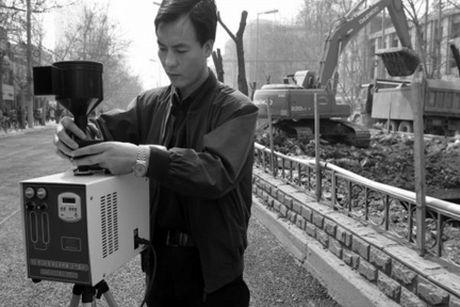 Trung Quoc: Can bo 'che' so lieu sach ve o nhiem - Anh 1