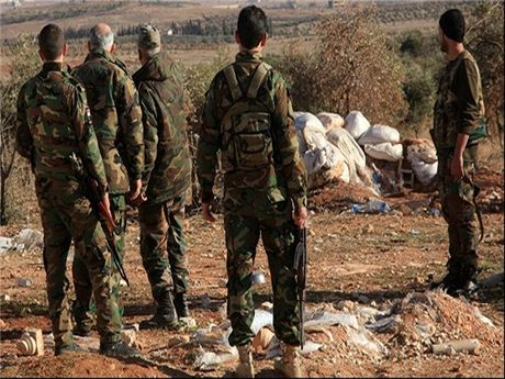 Quan doi Syria san sang cho chien dich giai phong Raqqa - Anh 1