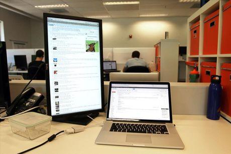 Huong dan xoay man hinh tren may tinh Windows, Mac, va Linux - Anh 1