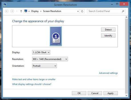 Huong dan xoay man hinh tren may tinh Windows, Mac, va Linux - Anh 4