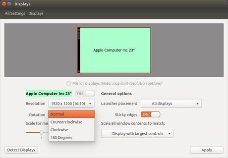 Huong dan xoay man hinh tren may tinh Windows, Mac, va Linux - Anh 6