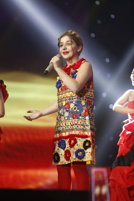 The Voice Kids: Hoc tro Dong Nhi – Ong Cao Thang, Nhat Minh tro thanh Quan quan - Anh 11