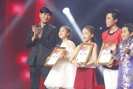 The Voice Kids: Hoc tro Dong Nhi – Ong Cao Thang, Nhat Minh tro thanh Quan quan - Anh 13