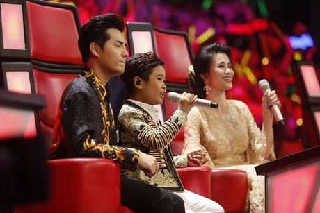 The Voice Kids: Hoc tro Dong Nhi – Ong Cao Thang, Nhat Minh tro thanh Quan quan - Anh 5