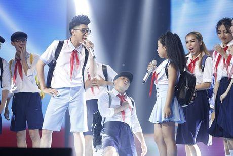 The Voice Kids: Hoc tro Dong Nhi – Ong Cao Thang, Nhat Minh tro thanh Quan quan - Anh 9