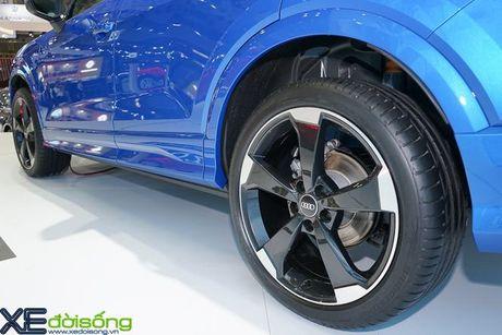 Chi tiet Audi Q2 the he dau tien tai VIMS 2016 - Anh 10