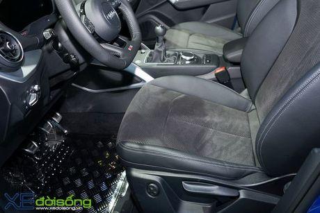 Chi tiet Audi Q2 the he dau tien tai VIMS 2016 - Anh 14