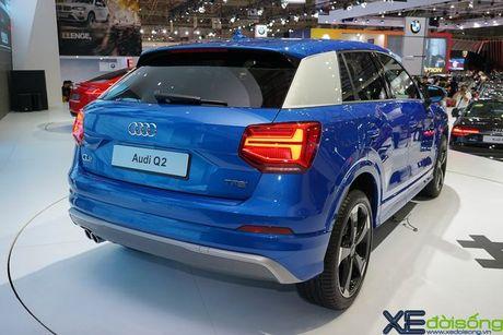Chi tiet Audi Q2 the he dau tien tai VIMS 2016 - Anh 3