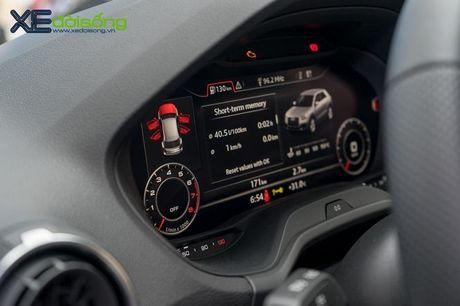 Chi tiet Audi Q2 the he dau tien tai VIMS 2016 - Anh 6
