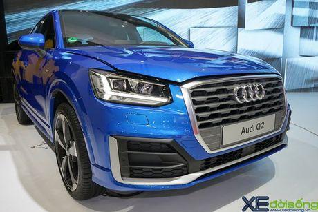 Chi tiet Audi Q2 the he dau tien tai VIMS 2016 - Anh 7