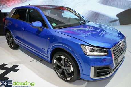 Chi tiet Audi Q2 the he dau tien tai VIMS 2016 - Anh 9