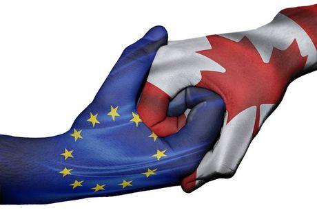 Canada – EU ky thoa thuan thuong mai tu do - Anh 1