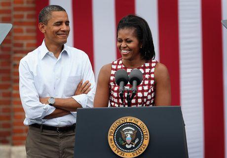 Ong Obama tiet lo ly do vo khong tranh cu tong thong - Anh 1