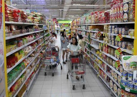 Chi so CPI thang 10 cua TP. Ho Chi Minh tang 0,62% - Anh 1