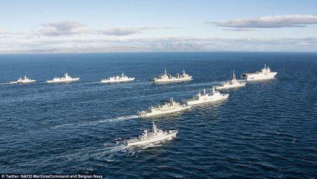 Nga dung Binh phap Ton Tu dau My, NATO - Anh 4