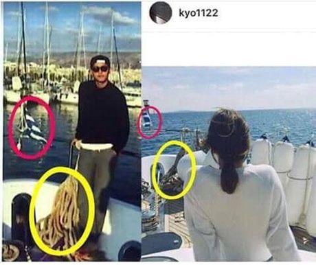Song Hye Kyo dang hen ho voi Song Joong Ki hay Yoo Ah In? - Anh 12