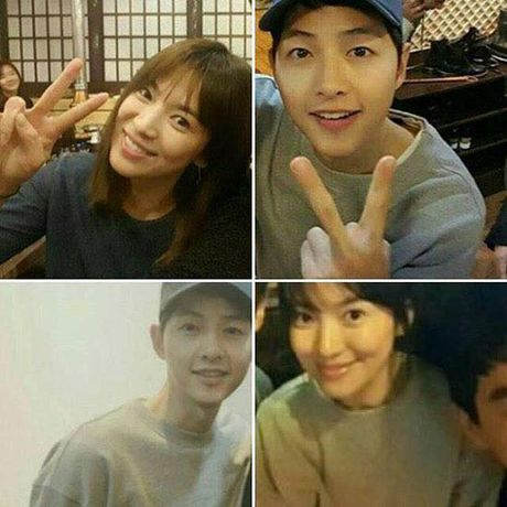 Song Hye Kyo dang hen ho voi Song Joong Ki hay Yoo Ah In? - Anh 13