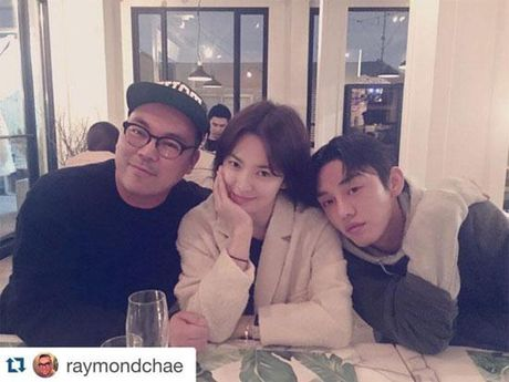 Song Hye Kyo dang hen ho voi Song Joong Ki hay Yoo Ah In? - Anh 7